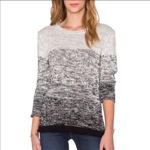 Velvet by Graham & Spencer Eldora Ombré Sweater M